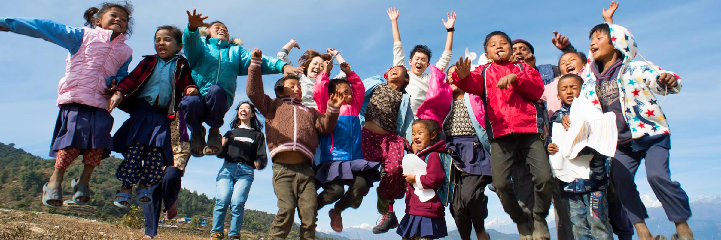 第五回クレヨンプロジェクト in ネパール #3 #4