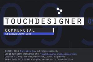 注目のインタラクティブコンテンツに欠かせない<br>アプリケーション「TouchDesigner」