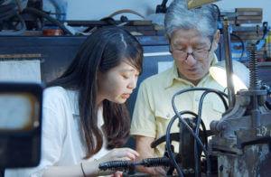 ショートフィルム「一期一句」で、 ニッポンものづくりフィルムアワード特別賞を受賞 しました。