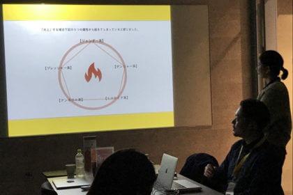 『「炎上」CMから学ぶ発信のトーン&マナー術!』セミナー開講シーン