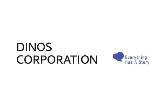 DINOS CORPORATION CI/VIリニューアル