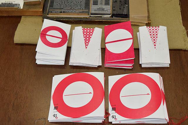 築地活字 活版印刷 日本のものづくり
